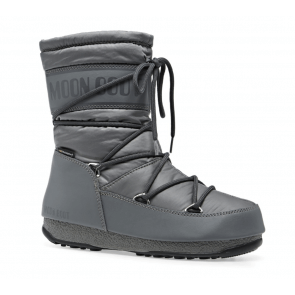 Moonboot Mid Nylon WP Castle Rock Grey