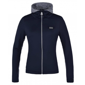 Kingsland Sipa Ladies Fleece Jacket Navy/Grå