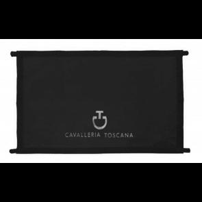 Cavalleria Toscana Horse Gate Cover Black
