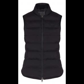 Cavalleria Toscana R-lab Nylon Quilted Vest Black