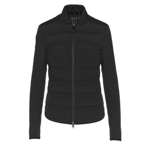 Cavalleria Toscana R-lab Nylon Quilted Jacket Black