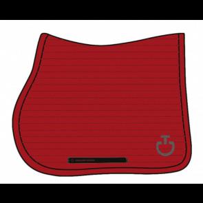 Cavalleria Toscana Bi-Color Mesh Springunderlag Rød