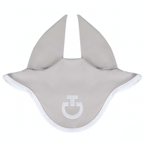 Cavalleria Toscana Jersey Stripe Earnet Lys Grå/hvid