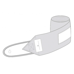 Cavalleria Toscana Tech Bandages Grå/hvid