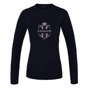 Kingsland Anatoli Knitted Sweater Navy