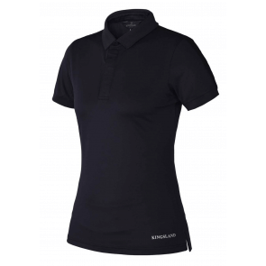 Kingsland Flo Ladies Training Polo Shirt Navy