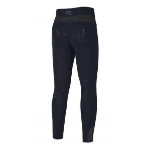 Kingsland JR Kemmie W F-Tec2 Fuldgrip Tights Navy