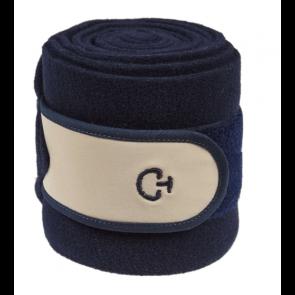 Cavalleria Toscana Tech Bandages Navy/Beige