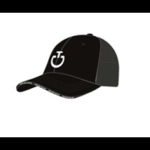 Cavalleria Toscana Mesh Cap Black