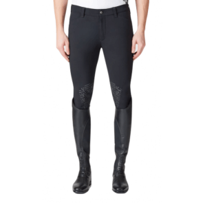 Vestrum Men's Nashville V Line Breeches Black