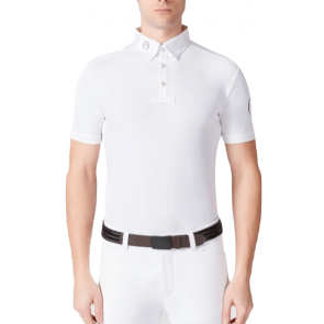 Vestrum Men's Portofino Comp. Shirt White