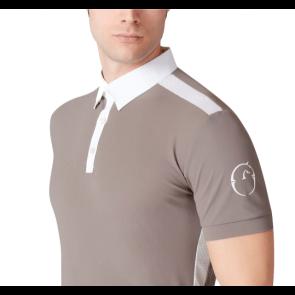 Vestrum Men's Sassari T-shirt Light Grey