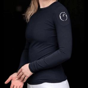 Vestrum Zocca Longsleeve T-shirt Black