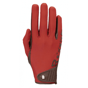 Roeckl Muenster Handske Autumn Red