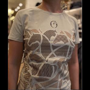 Vestrum Vasteras T-Shirt Beige