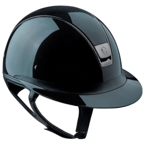 Samshield Black Glossy Metallic