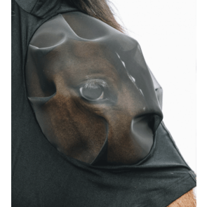 Kentucky Fly Mask Slim Fit Sort