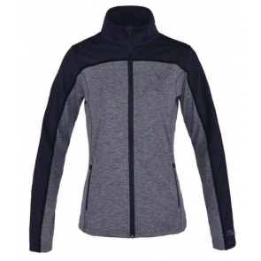 Kingsland Agnes Ladies Fleece Jacket Navy