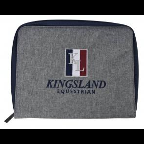 Kingsland Talon Passport Cover Grå