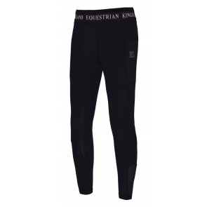 Kingsland Kandy F-Tec Fuldgrip Comp Tights Navy JR