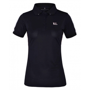 Kingsland Uma Ladies Tec Micro Pique Polo Navy