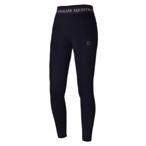 Kingsland Karina W-Tec Fuldgrip Comp Tights Navy
