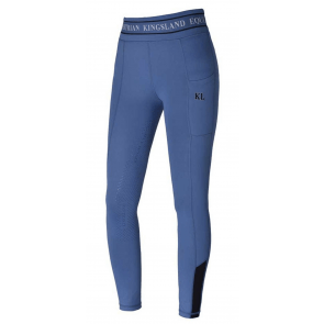 Kingsland Karina W-Tec Fuldgrip Comp Tights Blue Moonlight