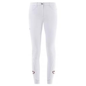 Cavalleria Toscana New Grip System Breeches Hvid