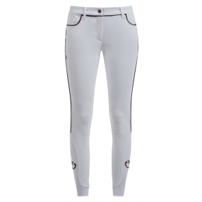Cavalleria Toscana Outline Breeches Hvid