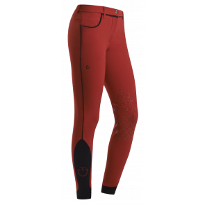 Cavalleria Toscana Outline Breeches Rød