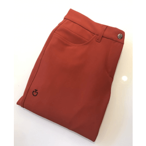Cavalleria Toscana New Grip System Breeches Brændt Orange