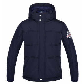 Kingsland Dominick Insulated Jacket JR Navy