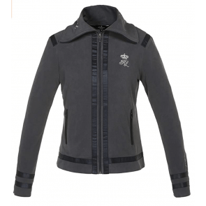 Kingsland Anastasia Ladies Fleece Jacket Grey