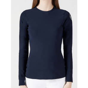 Vestrum Zocca Longsleeve T-shirt Navy