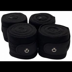 Cavalleria Toscana 4-pak Tech Bandages Black
