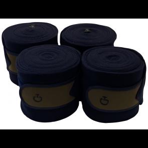 Cavalleria Toscana 4-pak Tech Bandages Navy/army