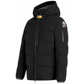 Parajumpers Kanya Seamless Unisex Jacket Black