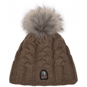 Parajumpers Cable Hat Brown