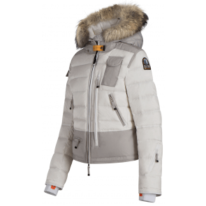 Parajumpers Skimaster Woman Jacket Off White/Silver