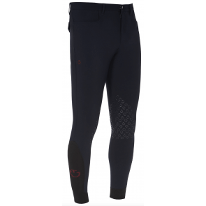 Cavalleria Toscana Mens new grip breeches Navy