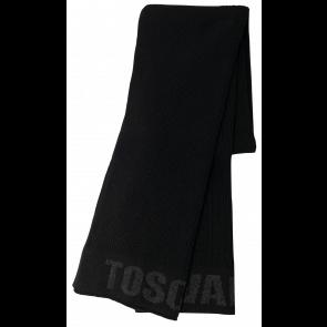 Cavalleria Toscana Wool Scarf Black
