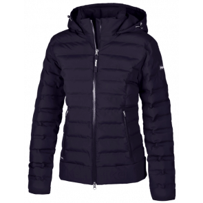 Pikeur Quilted Jacket Mathea Navy