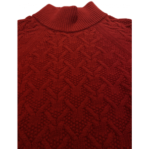 Aigle Nofer Sweater Rød