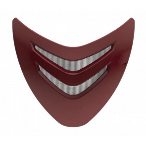 One K Convertible Front Glossy Bordeaux