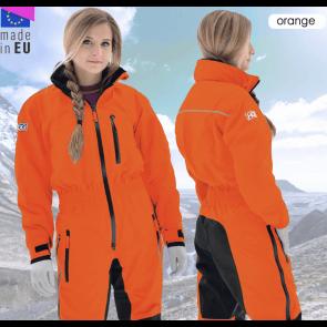 HGG heldragt Orange BESTILLINGSFARVE