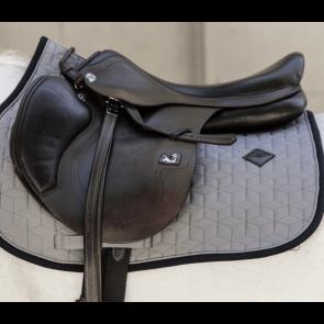 Kentucky Softshell Jumping Saddle Pad Grey