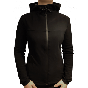 Cavalleria Toscana Jersey Wind/Water Resistant Softshell Black