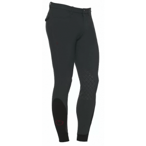 Cavalleria Toscana Men's New Grip Breeches Black