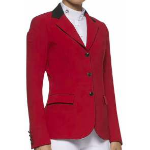 Cavalleria Toscana Gp riding jacket rød