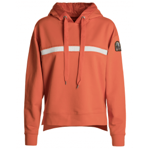 Parajumpers Lyngen Woman Sweatshirt Carrot